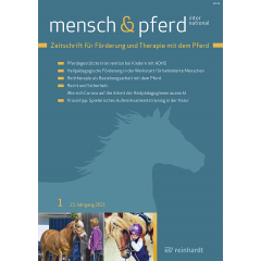 English Abstracts: Horse Assisted Therapy in Children with ADHS