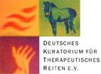Logo Deutsches Kuratorium für therapeutisches Reiten